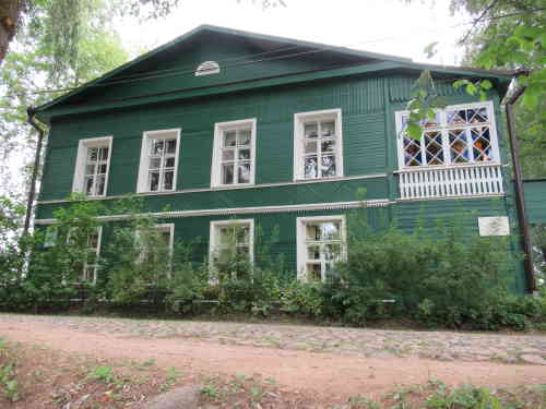 Дом-музей Ф. М. Достоевского (Старая Русса)
