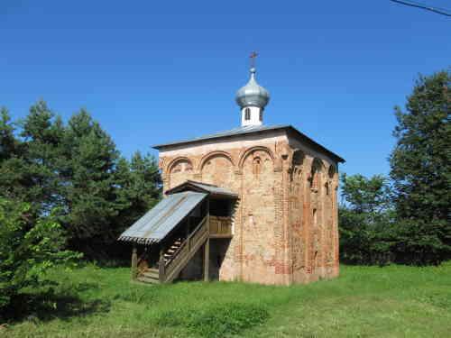 Церковь Святого Великомученика Мины (Старая Русса)
