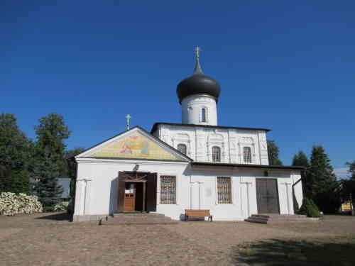 Георгиевская церковь (Старая Русса)