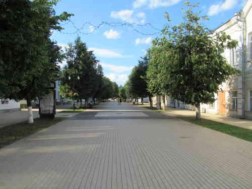 Воскресенская улица (Старая Русса)