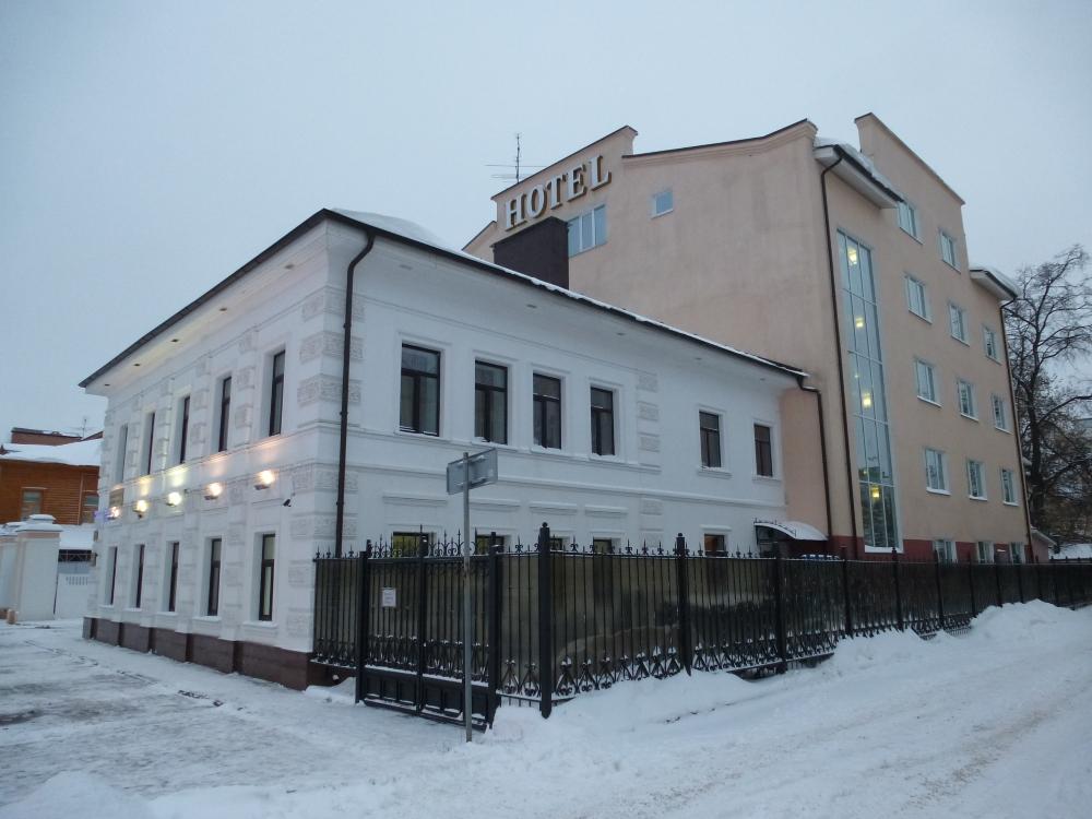 Гостиница «Баккара» (Bakkara) Ярославль