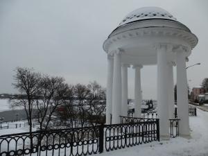 Ярославль. Беседка у Флотского спуска