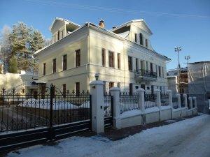 Ярославль. Дом Болконского