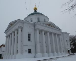 Ярославль. Ильинско-Тихоновская церковь