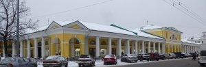 Ярославль. Гостиный двор и ротонда