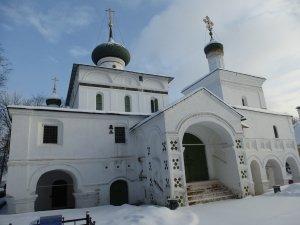 Ярославль. Церковь Рождества Христова
