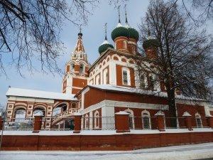 Ярославль. Церковь Михаила Архангела