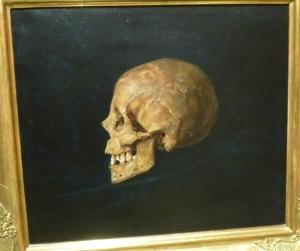 Memento Mori, Вюньше (18 в.), собрание В.Г. Горященко (Москва)