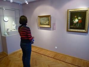 Ярославль. Музей зарубежного искусства. Зал искусства Германии