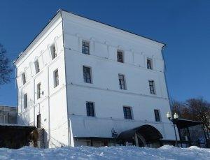 Ярославль. Волжская (арсенальная) башня