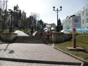 Кисловодск. Национальный парк «Кисловодский»/ Каскадная лестница