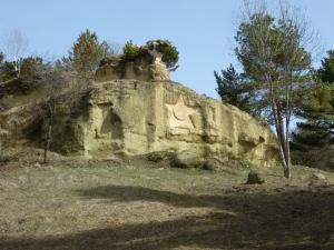 Кисловодск. Национальный парк «Кисловодский»/ Серые камни