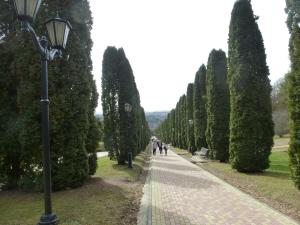 Кисловодск. Национальный парк «Кисловодский». Долина роз