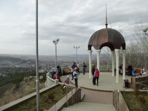 Кисловодск. Национальный парк «Кисловодский». Беседка семи ветров