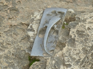 Кисловодск. Памятник ящерице