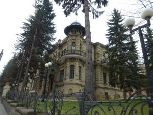 Кисловодск. Особняк на ул. Герцена, 2