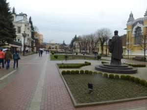 Кисловодск. Курортный бульвар