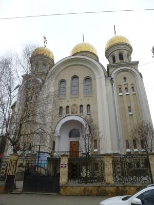 Кисловодск. Спасо-никольский собор