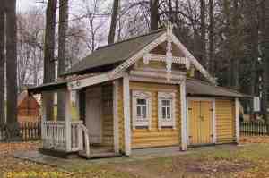 Детский домик. Дом-музей Тютчева Ф.И. в Мураново (Москва)