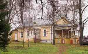 Дом потомком Тютчева. Дом-музей Тютчева Ф.И. в Мураново (Москва)
