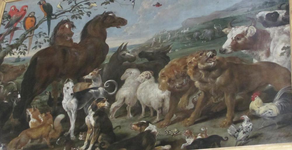 Всякой твари по паре (Paul de Vos 1590-1678)