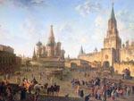 Алексеев Ф.Я. Красная площадь в Москве.1801 ГТГ