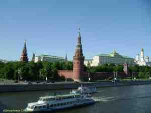 Водовзводная (Свиблова) башня Московского Кремля (Москва)