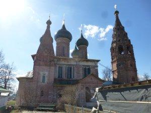 Ярославль. Церковь Николы Мокрого
