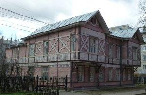 Ярославль. Улица Пушкина дом 13