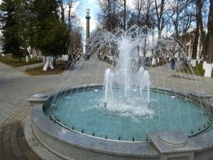 Ярославль. Демидовский сквер