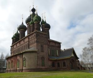 Ярославль. Церковь Иоанна Предтечи в Толчкове