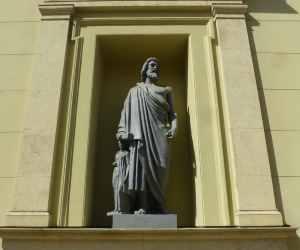 Смилид (древнегреческий скульптор, авторы - В. И. Демут-Малиновский и А. И. Теребенёв), Новый эрмитаж (Санкт-Петербург)