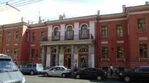 Миллионная улица, 22 (Санкт-Петербург)