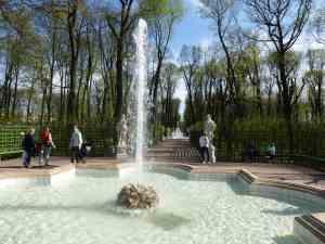 Фонтан. Летний сад (Санкт-Петербург)