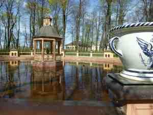Боскет Менажерийный пруд в Летнем саду (Санкт-Петербург)