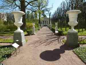 Павловск. Собственный сад