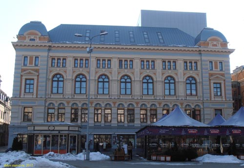 Рижский русский театр