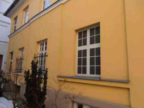 Рига. Ложное окно в Старой Риге