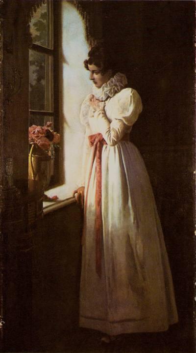 Татьяна Ларина (илл. М.П. Клодта (1886 г.)