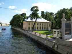 Летний сад. Летний дворец Петра I (Санкт-Петербург)