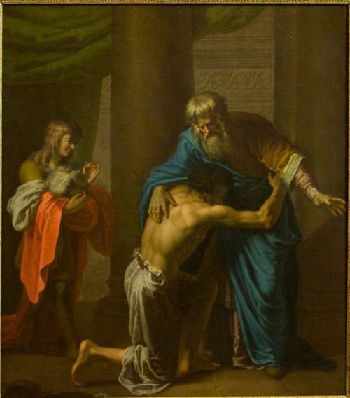 Чернов И.П. Возвращение блудного сына (1795 г.), ГРМ