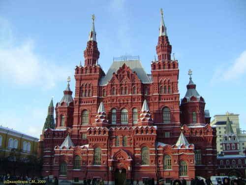 Москва. ГИМ
