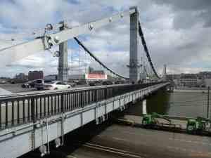 Москва. Крымский мост