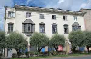 Здание акционерного общества (Сортавала)
