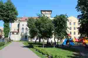 Пушкарский сад, Санкт-Петербург