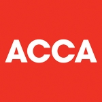 Логотип ACCA (Association of Chartered Certified Accountants)