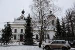 Усадьба Остафьево. Церковь Троицы Живоначальной (2014 г.)