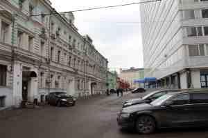 Георгиевский переулок (2014 г.)