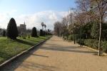 Барселона. Парк Цитадели (Parc de la Ciutadella)