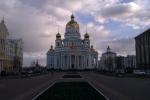 Саранск. Кафедральный собор Святого Воина Федора Ушакова